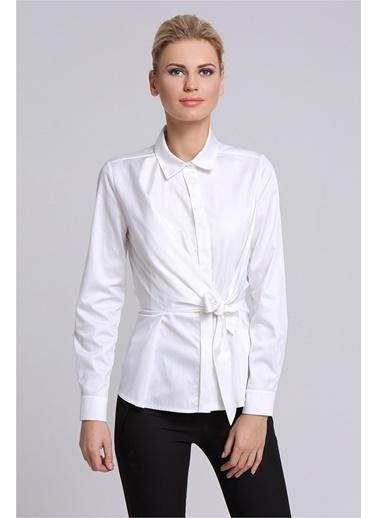 Önden Bağlamalı Gömlek-Love'n Fashion Paris